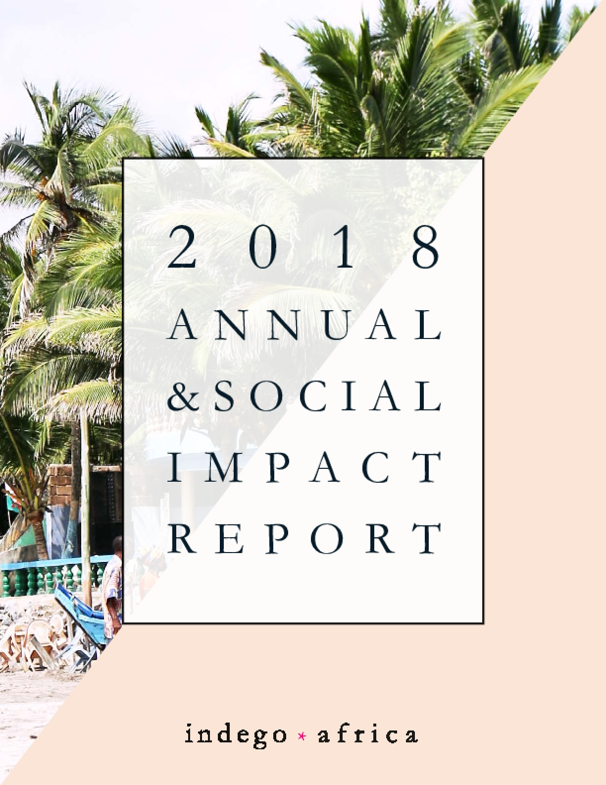 Annual & Social Impact Report 2018