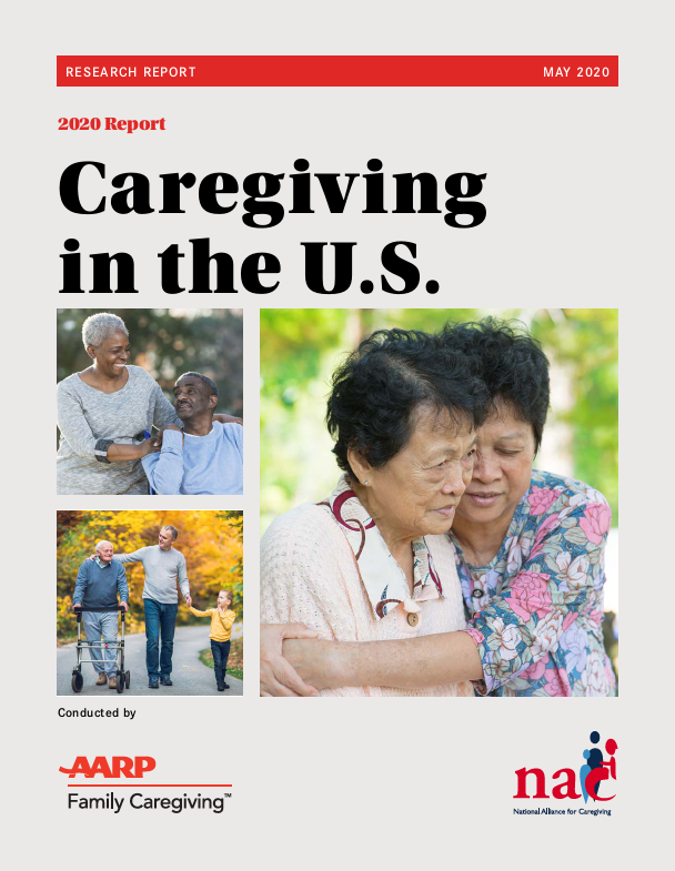 Caregiving in the U.S. 2020