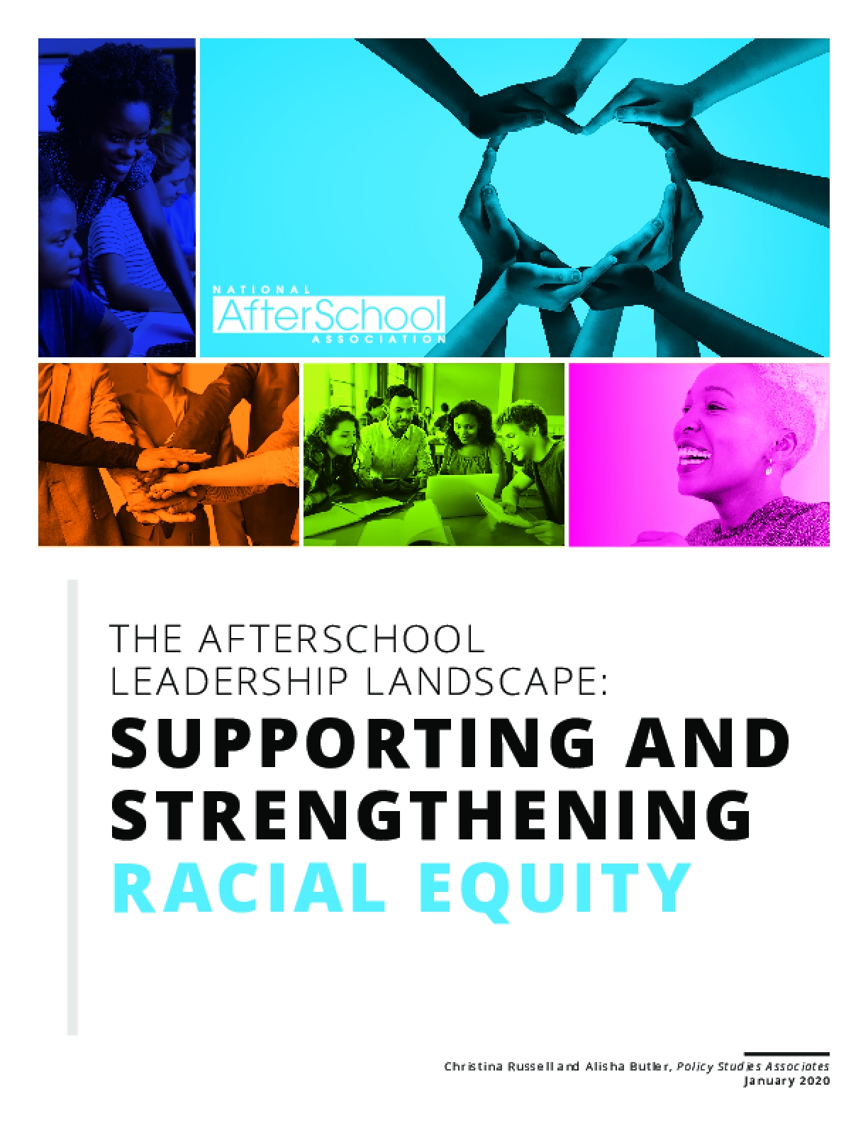 The Afterschool Leadership Landscape: Supporting and Strengthening Racial Equity