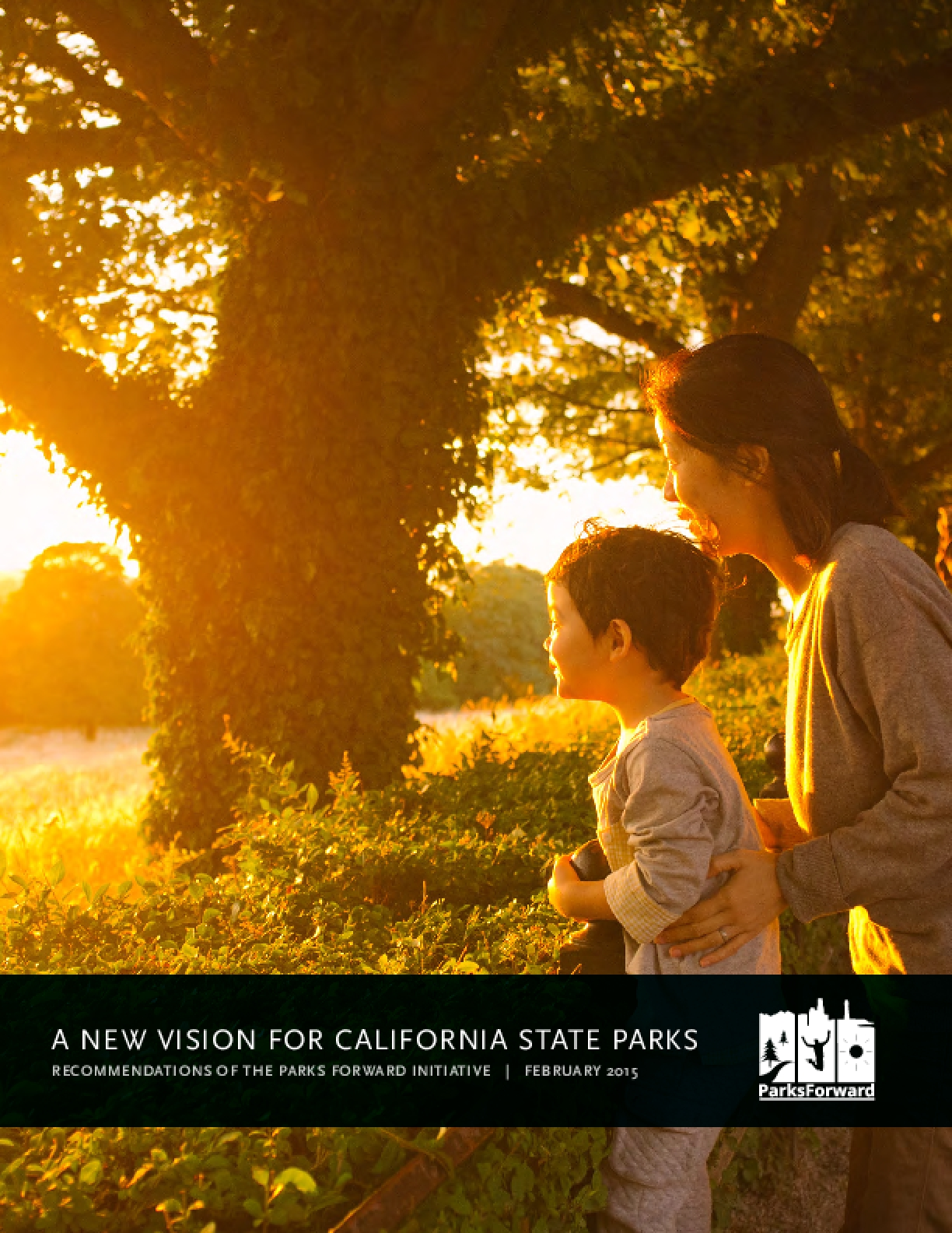 A New Vision for California State Parks: Recommendations of the Parks Forward Initiative