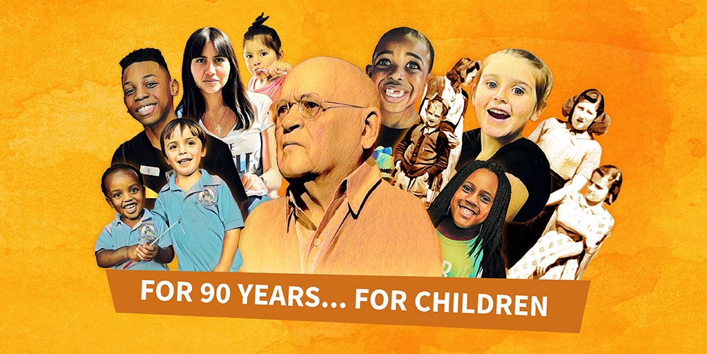 For 90 Years...for Children, 2020 W.K. Kellogg Foundation Annual Report