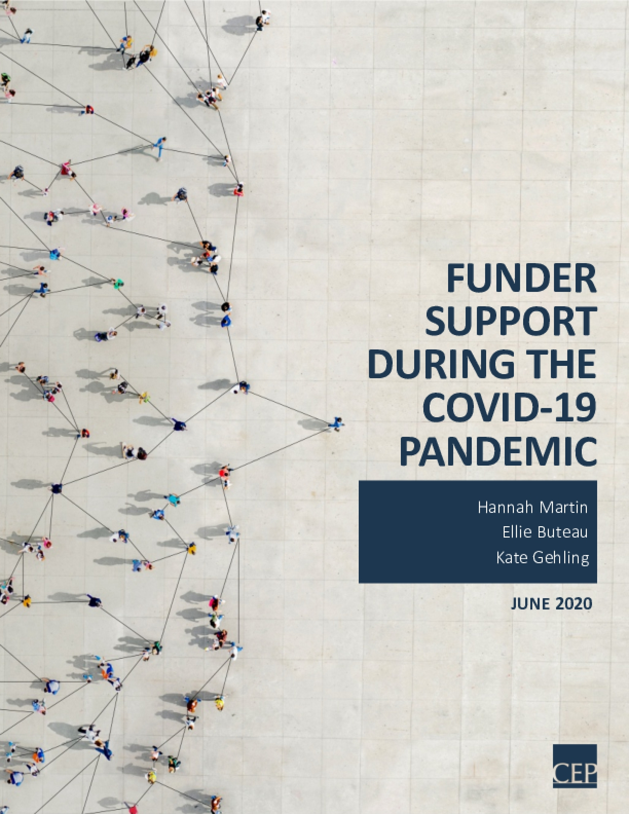 Funder Support During the COVID-19 Pandemic