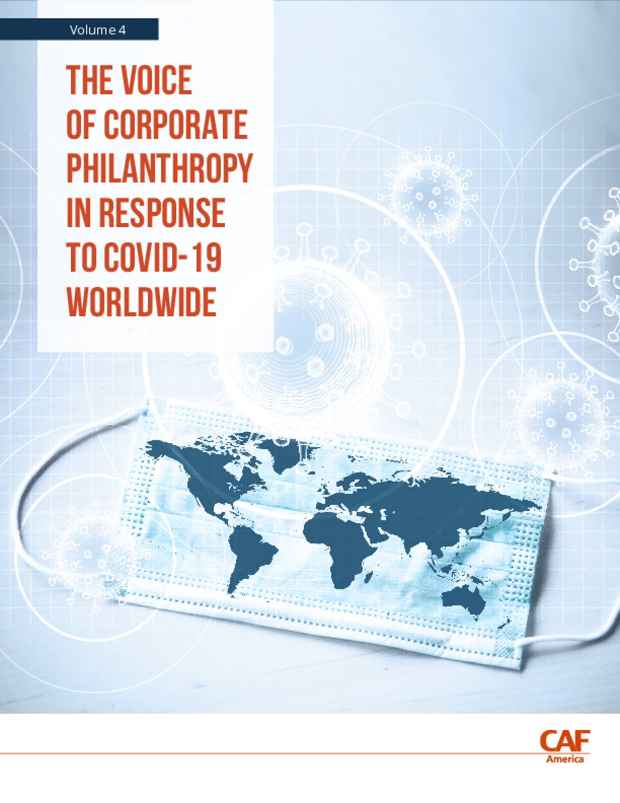 The Voice of Corporate Philanthropy in Response to COVID-19 Worldwide, Volume 4