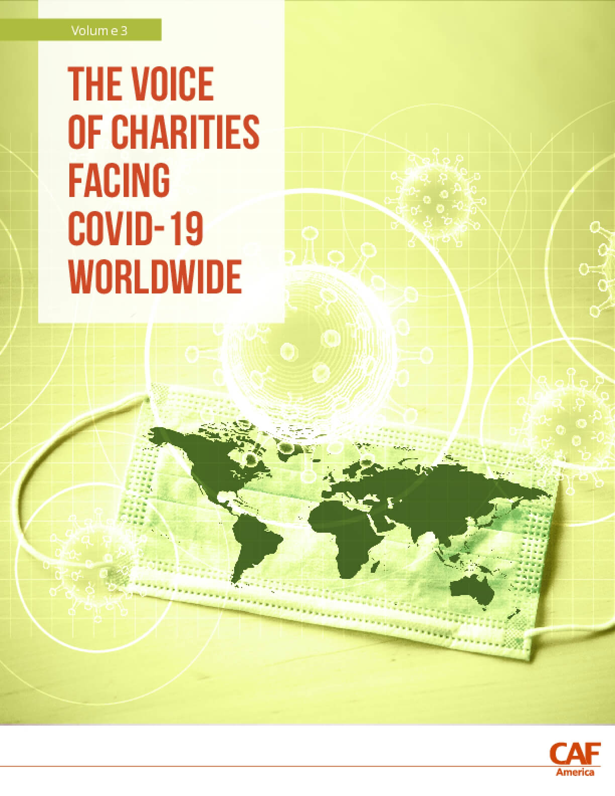 The Voice of Charities Facing COVID-19 Worldwide, Volume 3