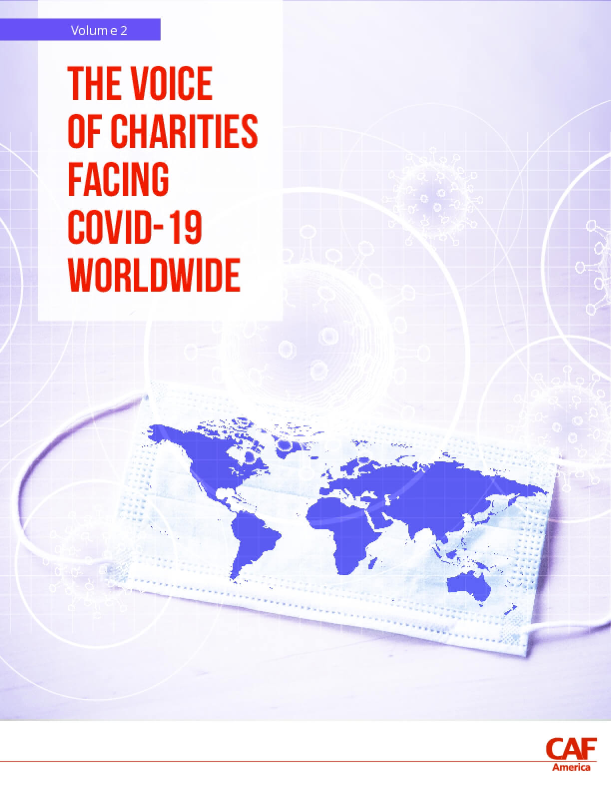 The Voice of Charities Facing COVID-19 Worldwide, Volume 2