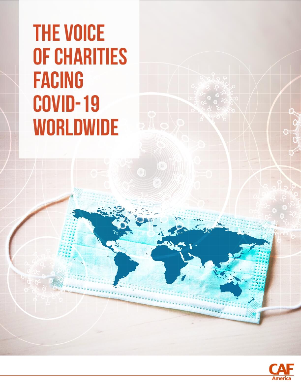 The Voice of Charities Facing COVID-19 Worldwide, Volume 1