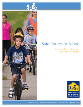 Safe Routes to School Increases Physical Activity and Improves Health