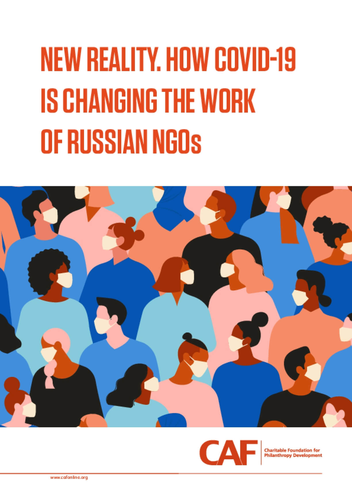 New Reality. How COVID-19 Is Changing the Work of Russian NGOs