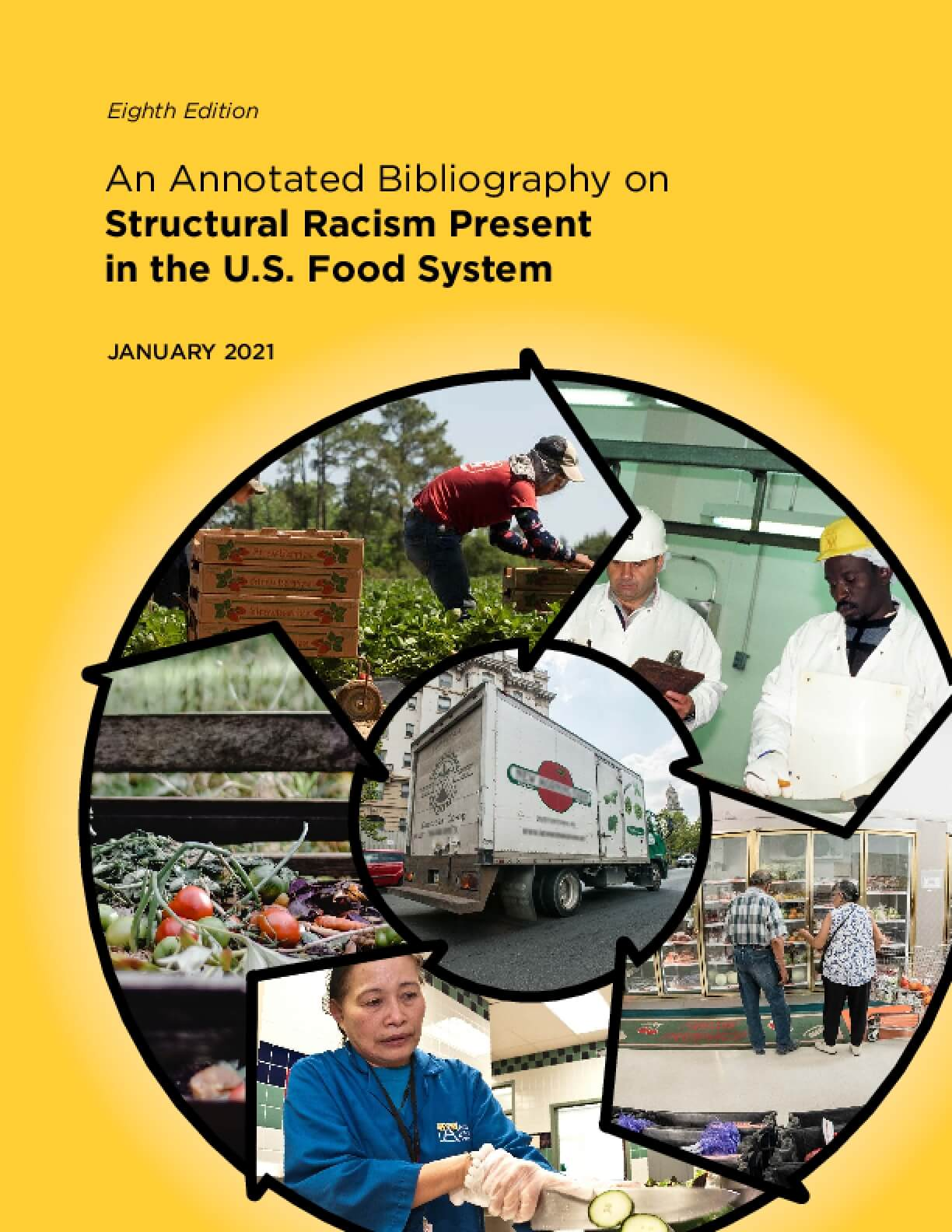 An Annotated Bibliography on Structural Racism Present in the U.S. Food System, Seventh Edition