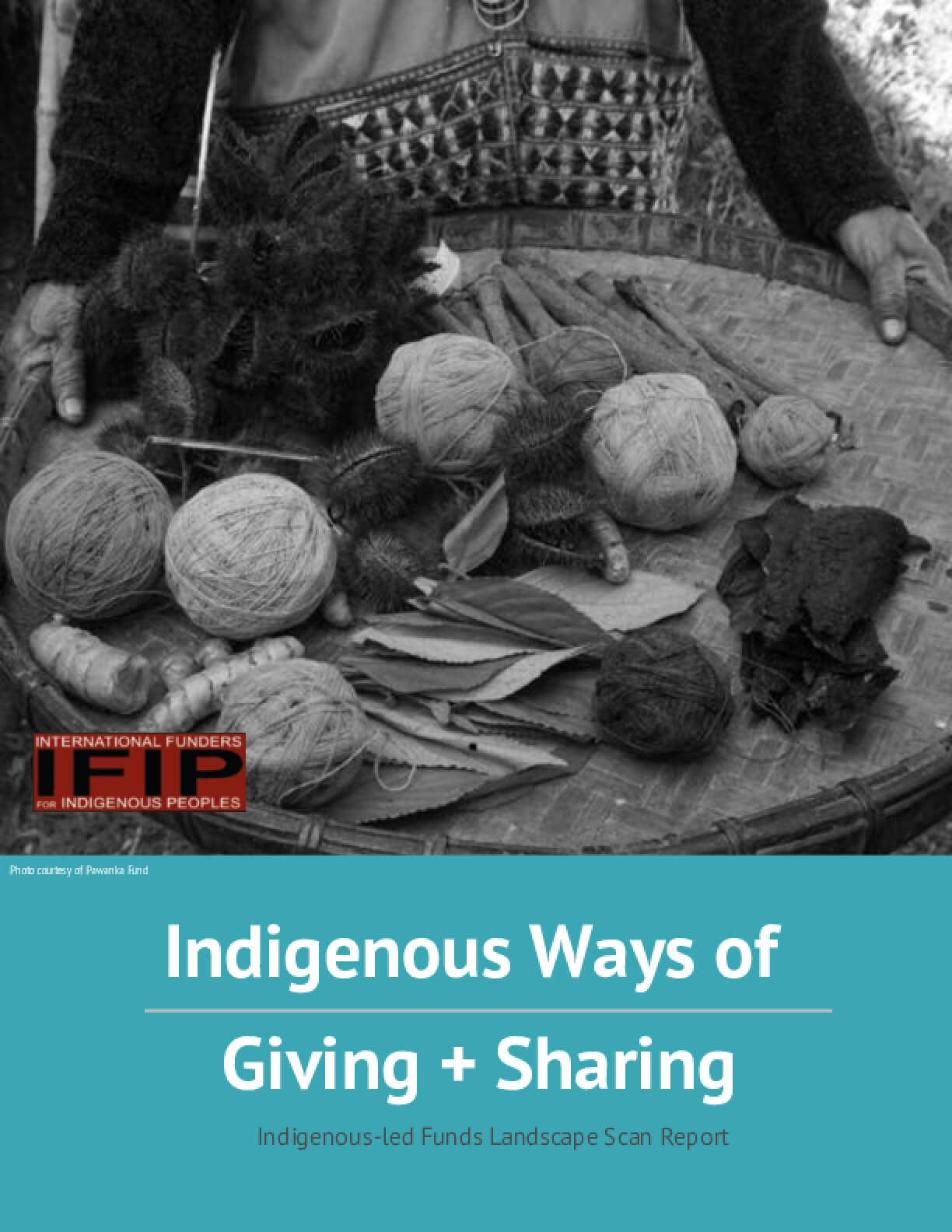 Indigenous Ways of Giving + Sharing