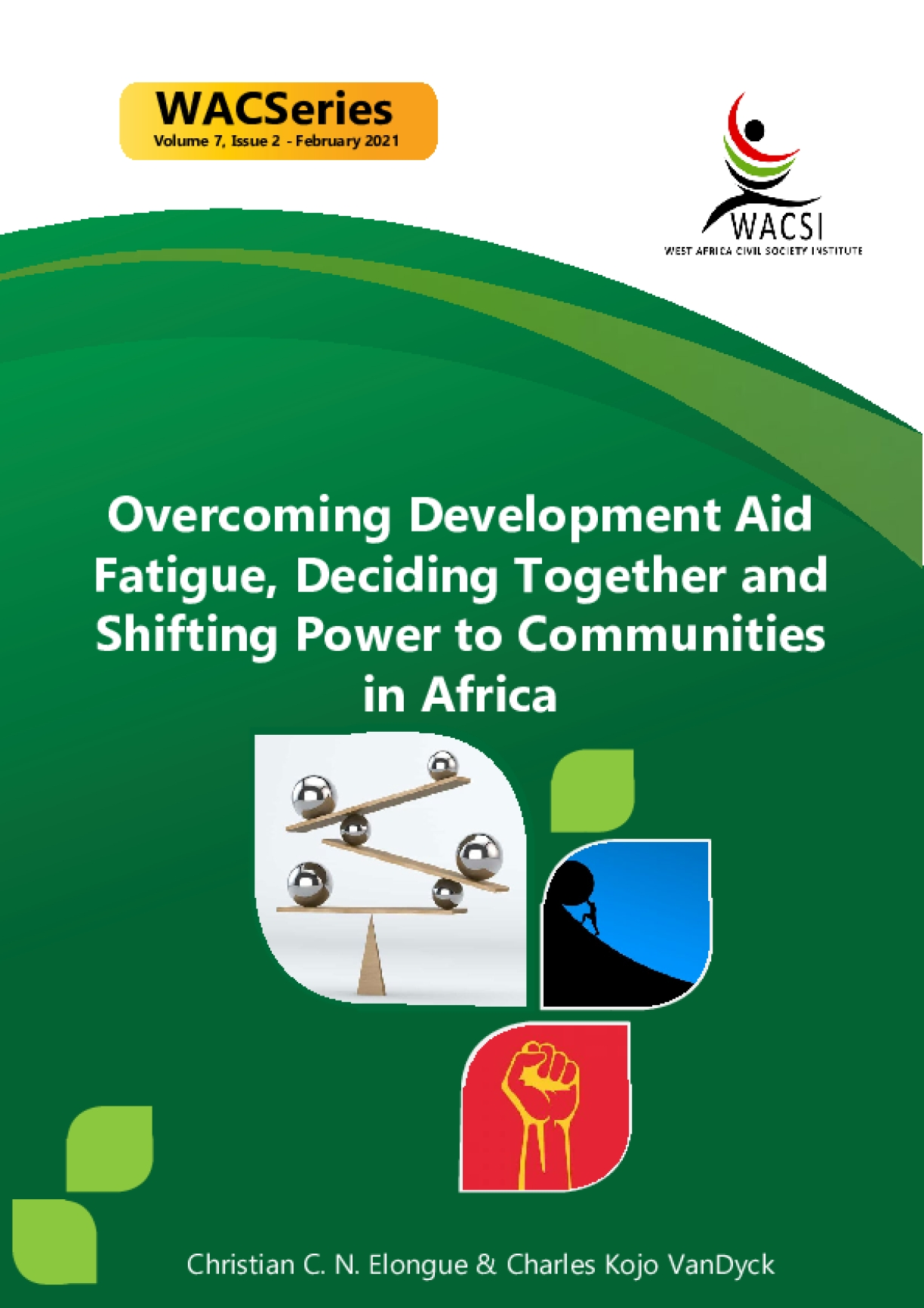 Overcoming Development Aid Fatigue, Deciding Together and Shifting Power to Communities in Africa