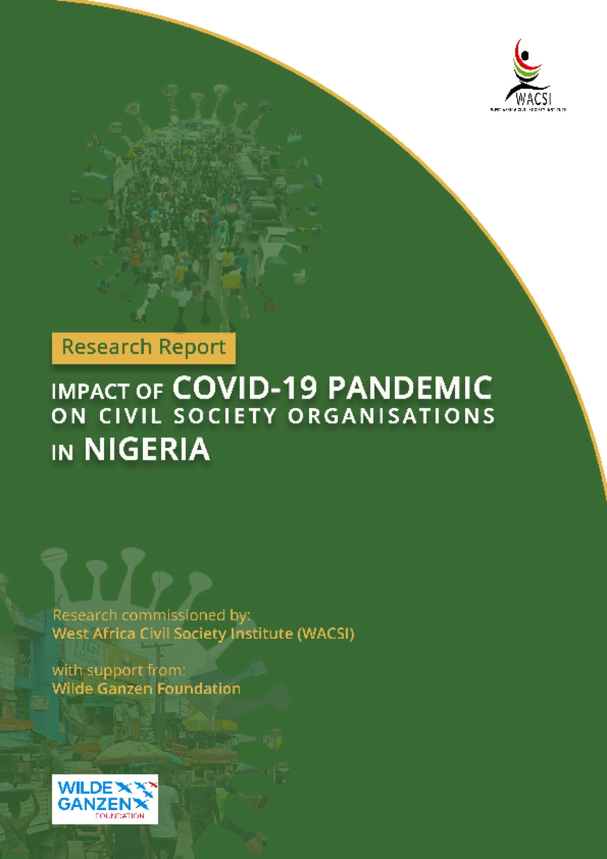 Impact of COVID-19 Pandemic on Civil Society Organisations in Nigeria
