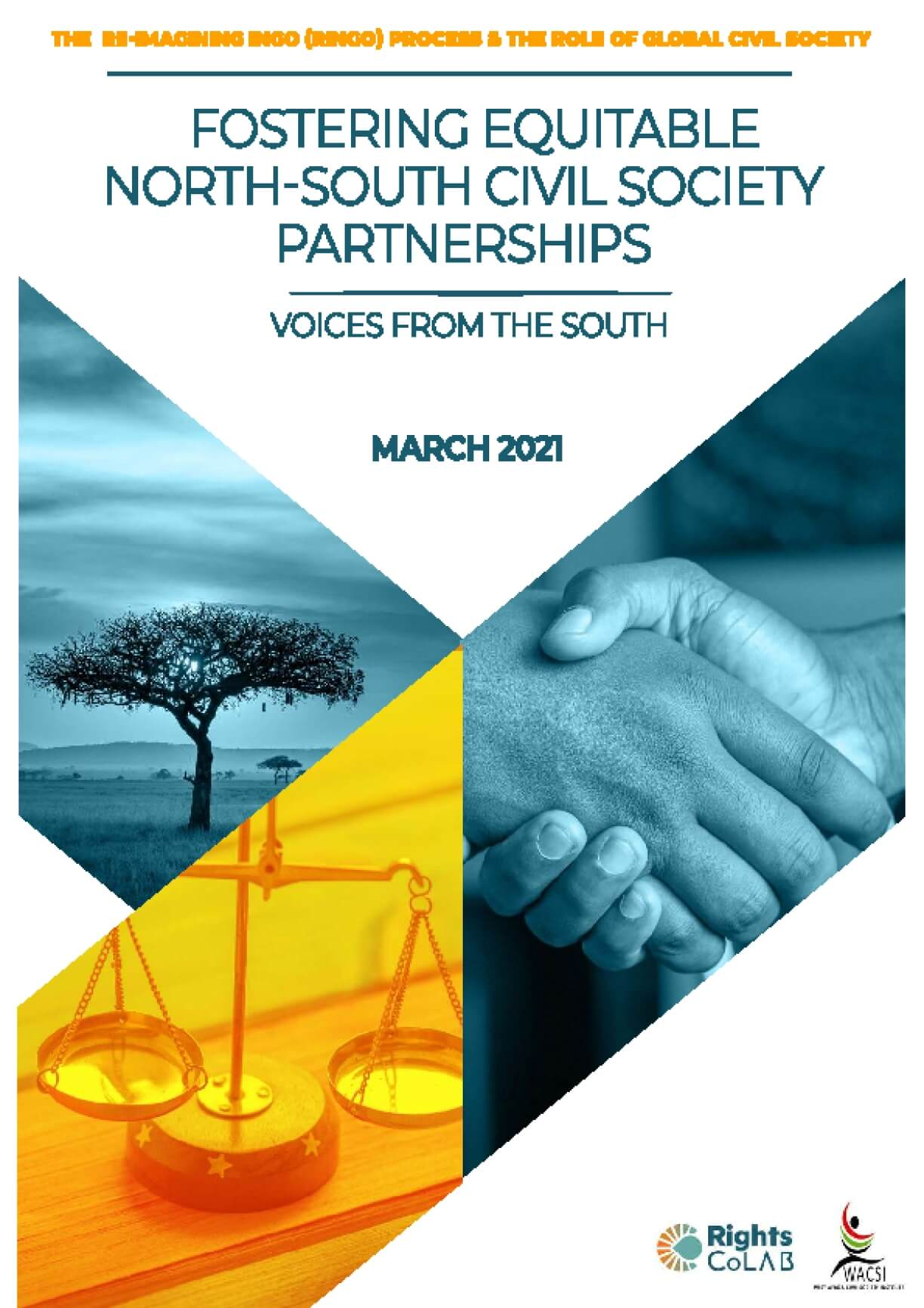 Fostering Equitable North-South Civil Society Partnerships: Voices from the South