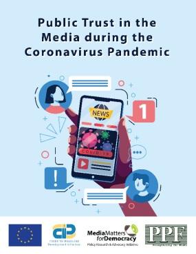 Public Trust in the Media during the Coronavirus Pandemic