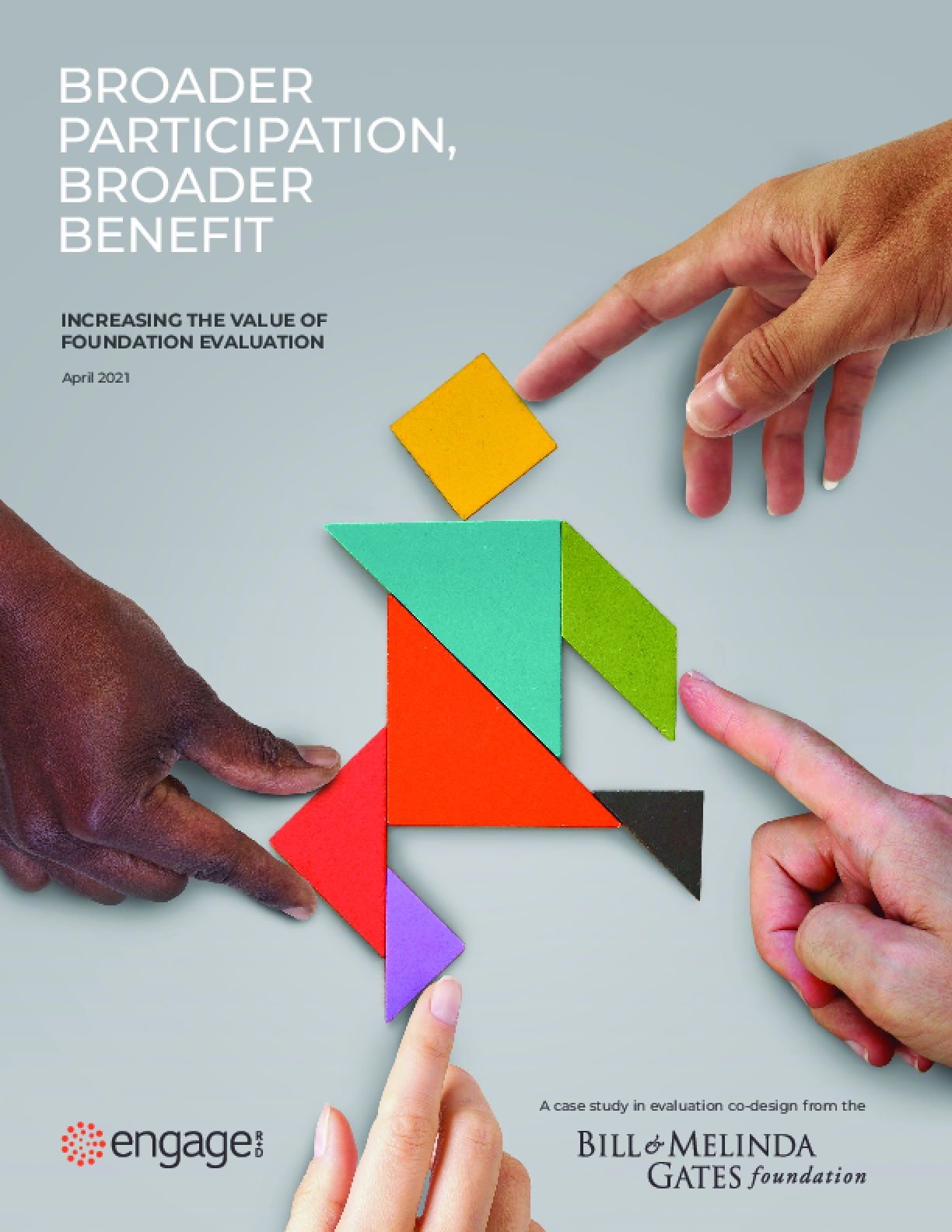 Broader Participation, Broader Benefit: Increasing the Value of Foundation Evaluation