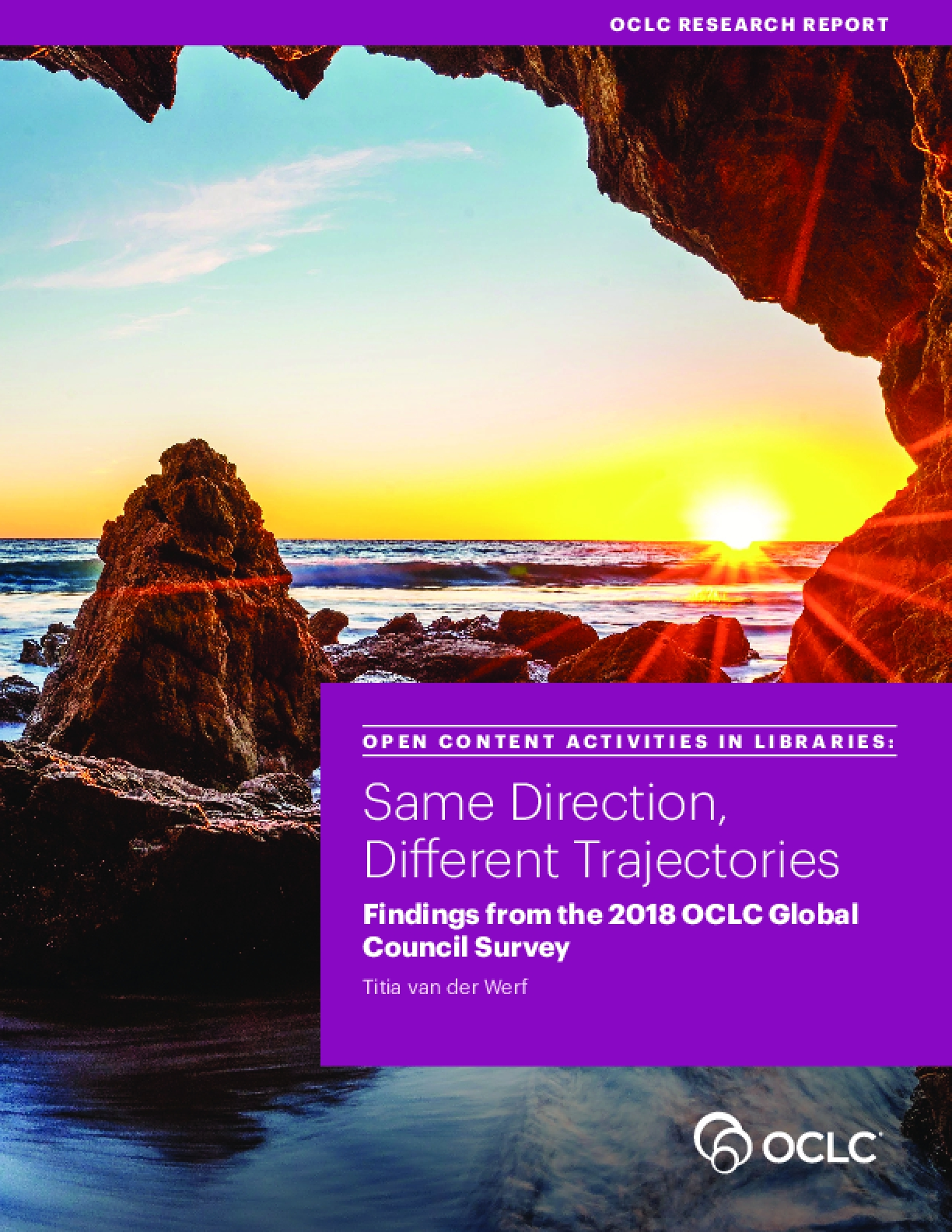 Open Content Activities in Libraries: Same Direction, Different Trajectories — Findings from the 2018 OCLC Global Council Survey
