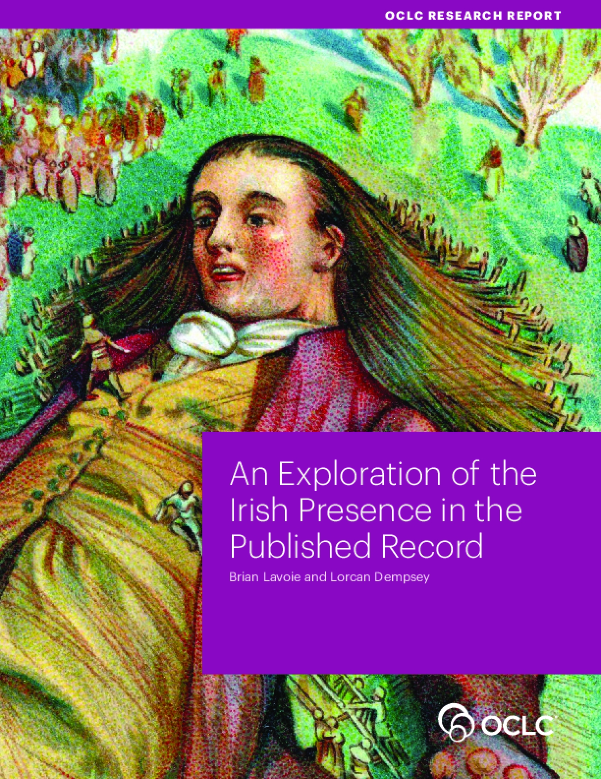 An Exploration of the Irish Presence in the Published Record