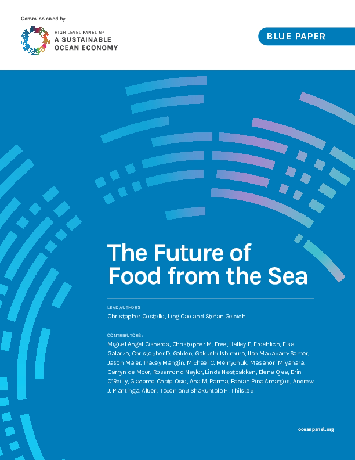 The Future of Food from the Sea