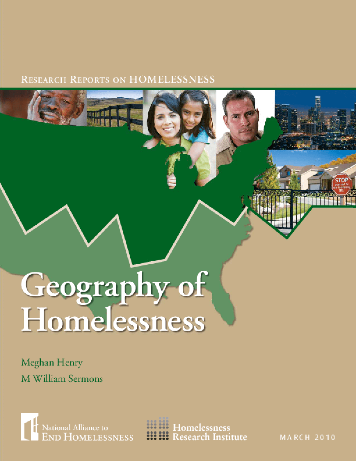 Geography of Homelessness Report