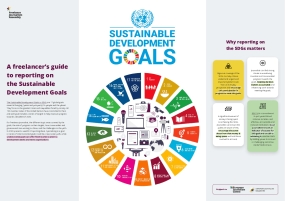 A Freelancer's Guide to Reporting on Sustainable Development Goals