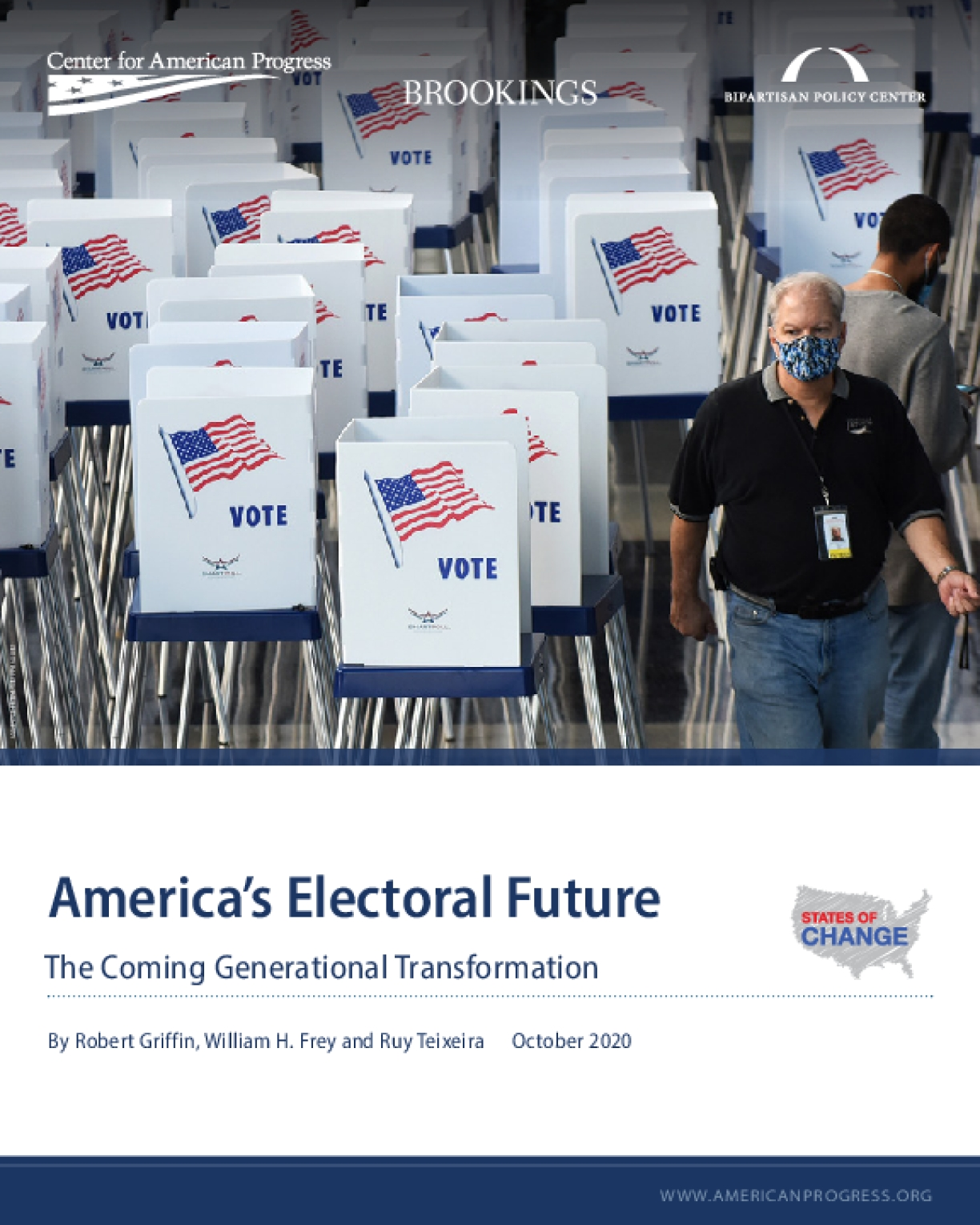 America's Electoral Future The Coming Generational Transformation