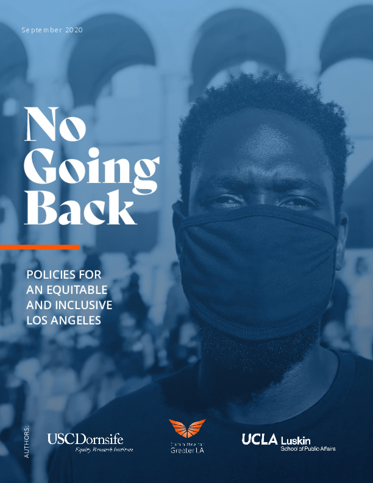 No Going Back: Policies for an Equitable and Inclusive Los Angeles