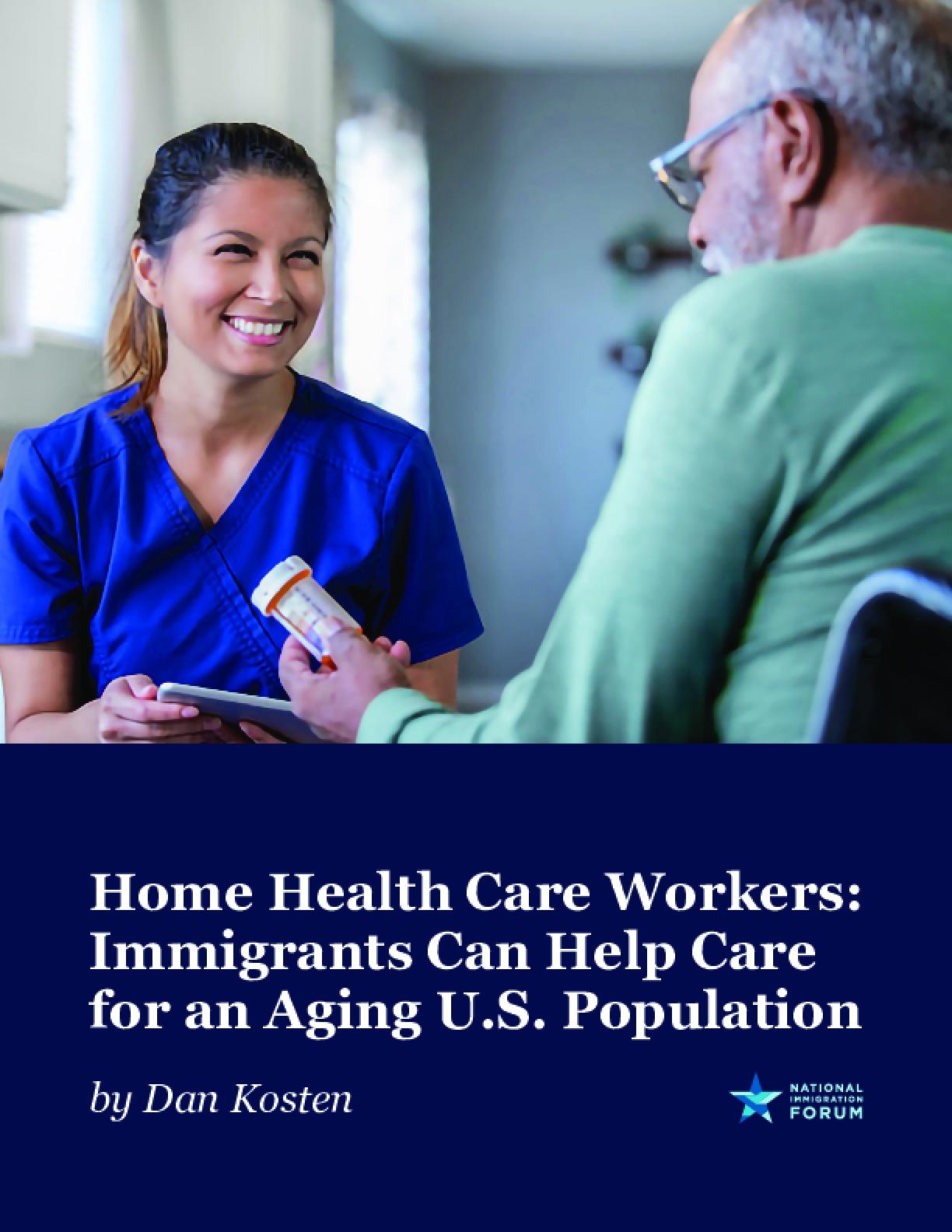 Home Health Care Workers: Immigrants Can Help Care for an Aging U.S. Population