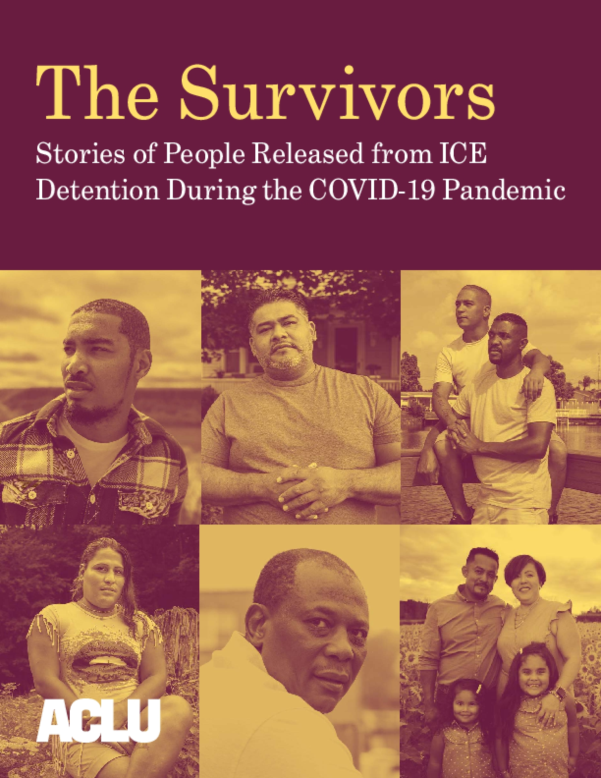 The Survivors: Stories of People Released from ICE Detention During the COVID-19 Pandemic