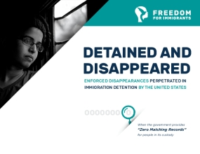 Detained and Disappeared
