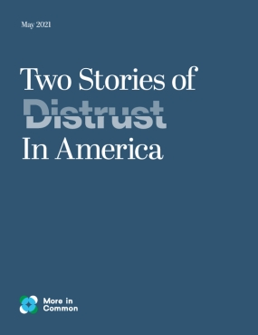 Two Stories of Distrust in America