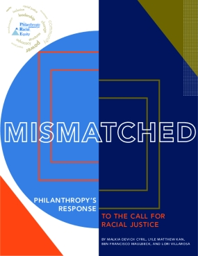 Mismatched: Philanthropy's Response to the Call for Racial Justice