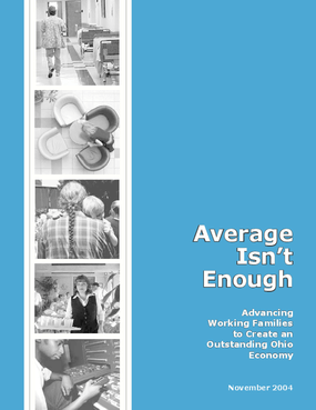 Average Isn't Enough: Advancing Working Families to Create an Outstanding Ohio Economy