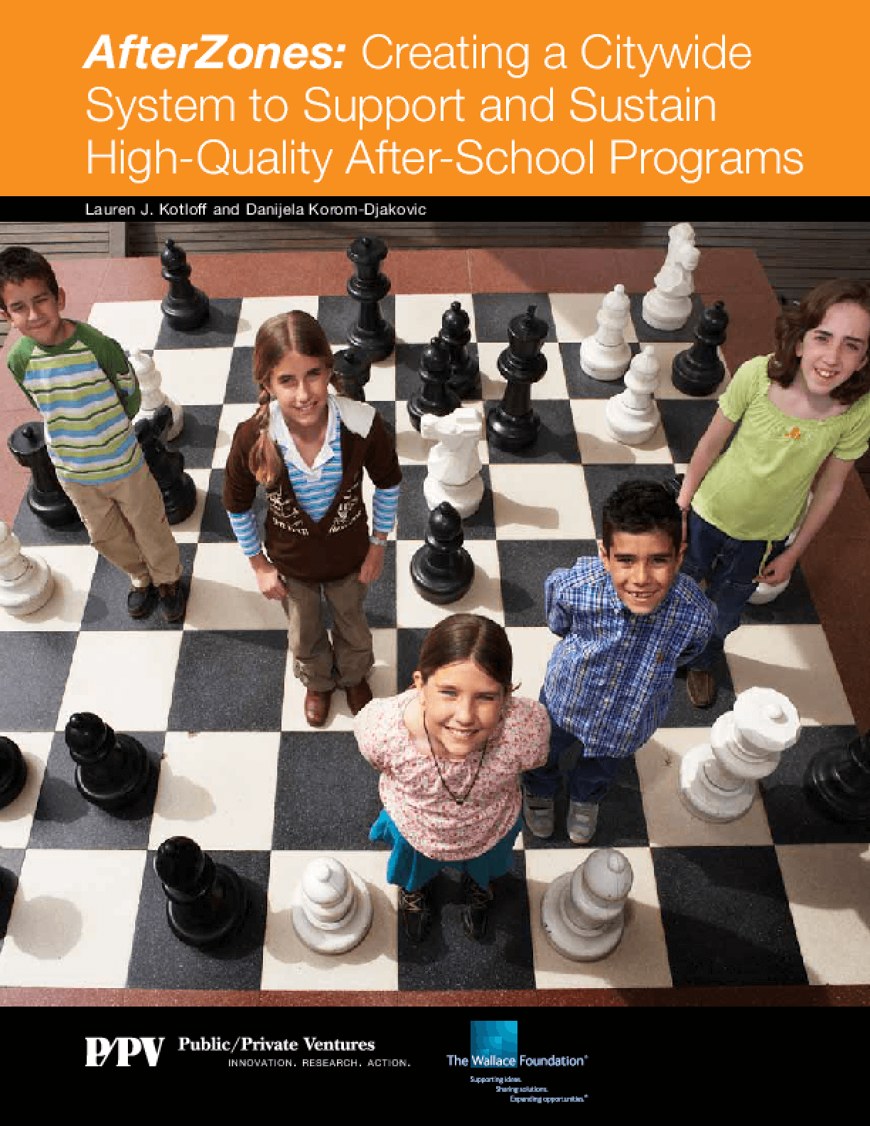 AfterZones: Creating a Citywide System to Support and Sustain High-Quality After-School Programs