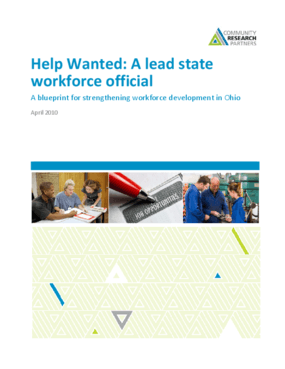 Help Wanted: a lead state workforce official