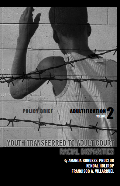 Youths Transferred to Adult Court: Racial Disparities