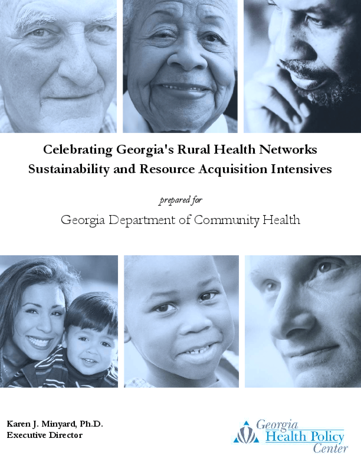 Celebrating Georgia's Rural Health Networks Sustainability and Resource Acquisition Intensives