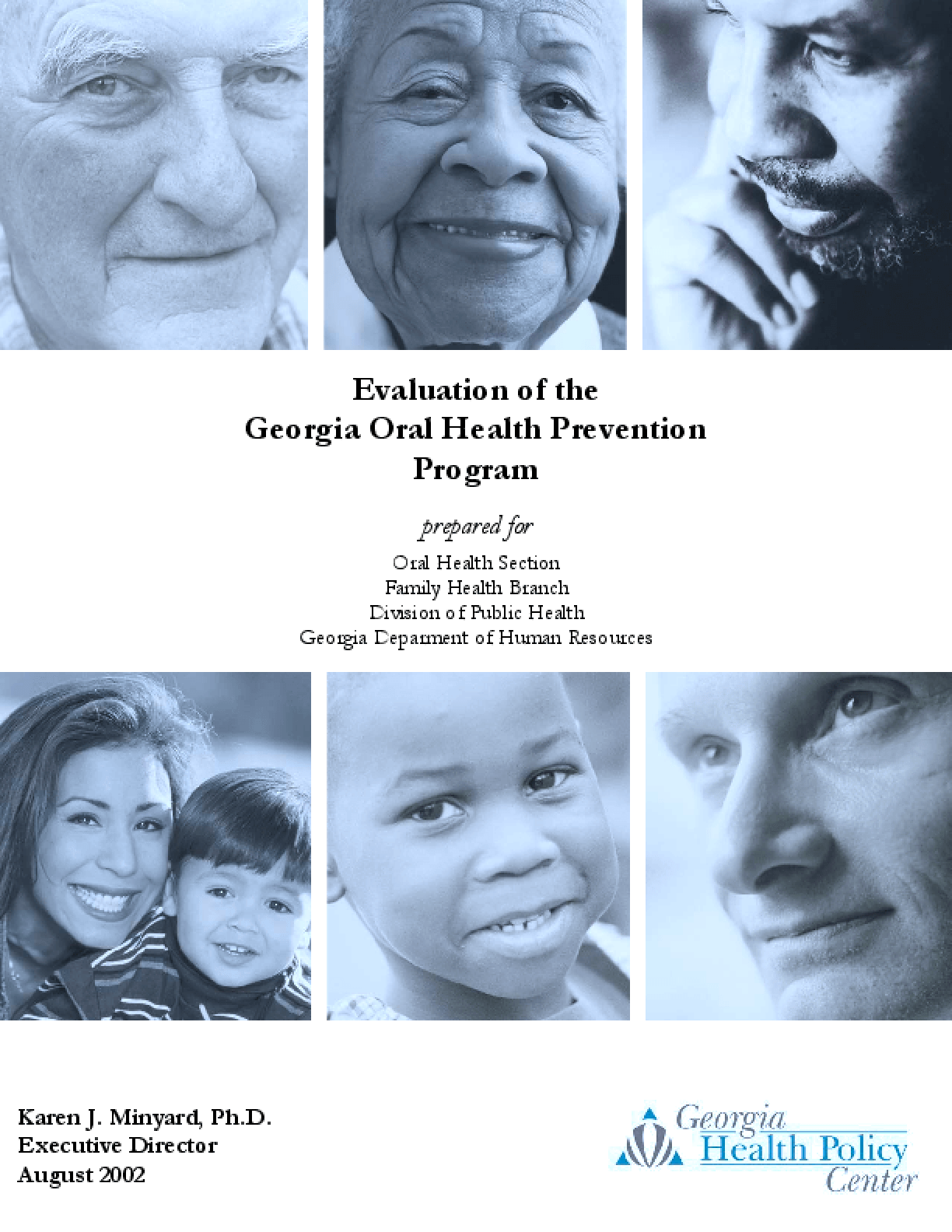 CY2000 Evaluation of the Georgia Oral Health Prevention Program