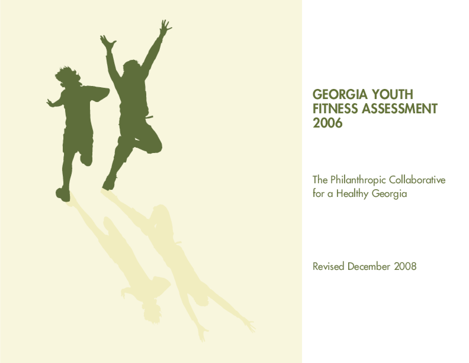 Georgia Youth Fitness Assessment (GYFA)