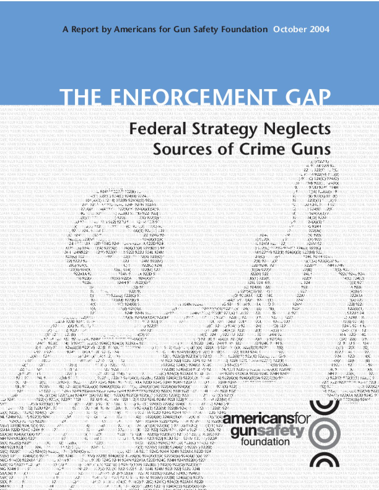 The Enforcement Gap