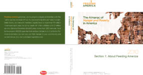 The Almanac of Hunger and Poverty in America 2010: About Feeding America