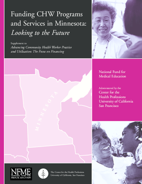 Funding Community Health Worker Programs and Services in Minnesota: Looking to the Future