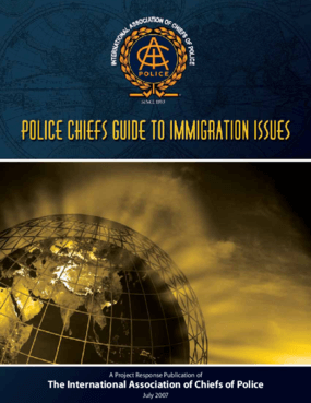 Police Chiefs Guide to Immigration