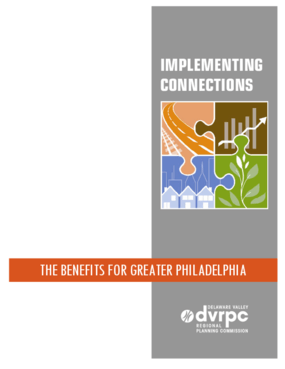 Implementing Connections: The Benefits for Greater Philadelphia