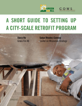 A Short Guide to Setting Up a City Scale Retrofit Program