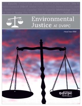 Environmental Justice at DVRPC: Fiscal Year 2010