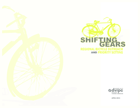 Shifting Gears: Regional Bicycle Outreach and Priority Setting