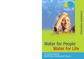 Water for People, Water for Life