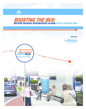 Boosting the Bus: Better Transit Integration Along West Chester Pike