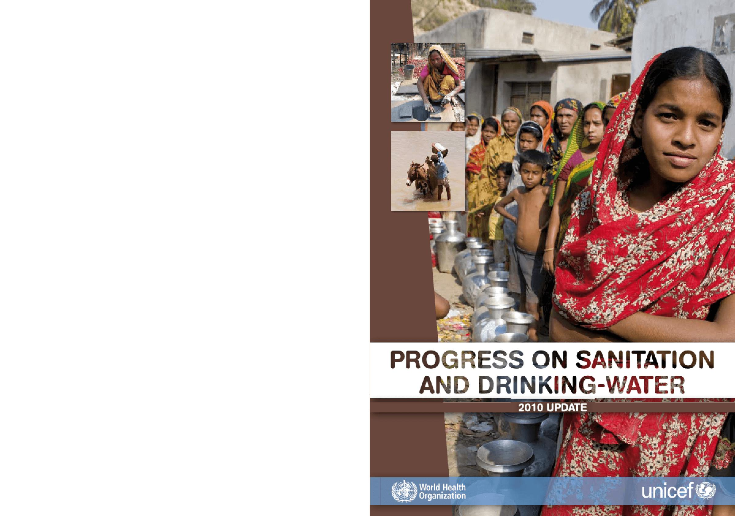 Progress on Sanitation and Drinking-Water 2010 Update