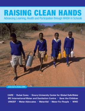 Raising Clean Hands: Advancing Learning, Health and Participation through WASH in Schools
